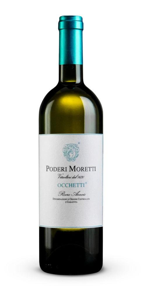 "Arneis, Poderi Moretti ""Occhetti"""