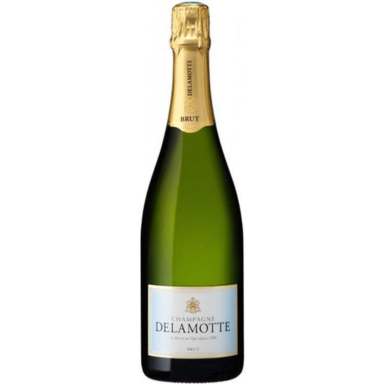 """Champagne, Delamotte """"Brut"""""""
