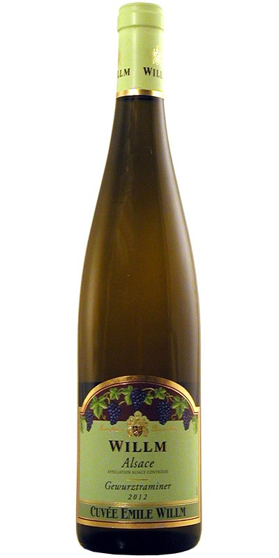 "Gewurztraminer, Willm Alsace ""Cuvée Emile Willm"""