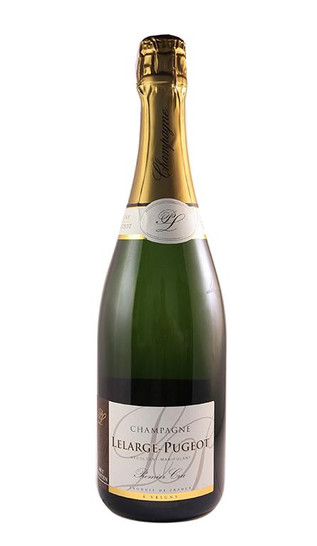 """Champagne, Lelarge Pugeot """"Tradition Extra Brut"""" 1er Cru"""