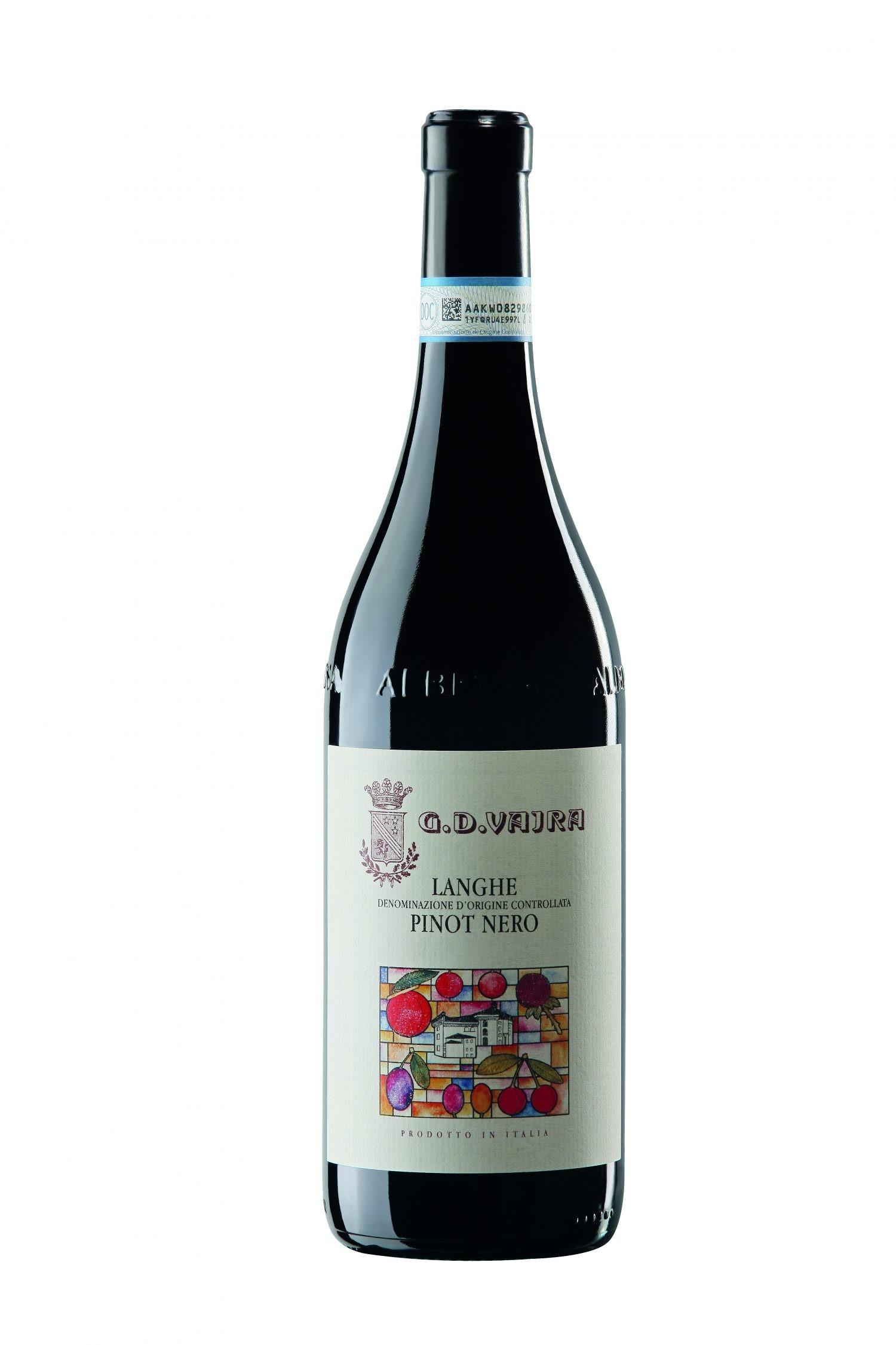 Pinot Nero, G.D. Vajra