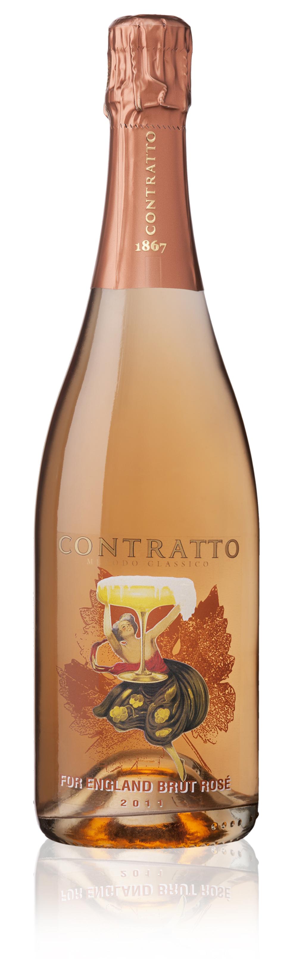 """Alta Langa, Contratto """"For England Rosè"""""""