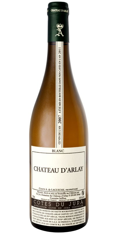 Blanc Tradition, Chateau d'Arlay