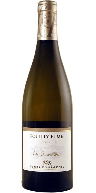 """Pouilly-Fumé, Henri Bourgeois """"En Travertin"""""""