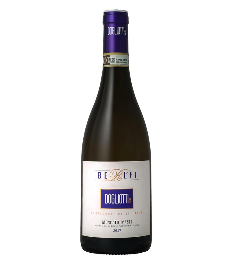"""Moscato d'Asti, Dogliotti 1870 """"Berlet"""""""