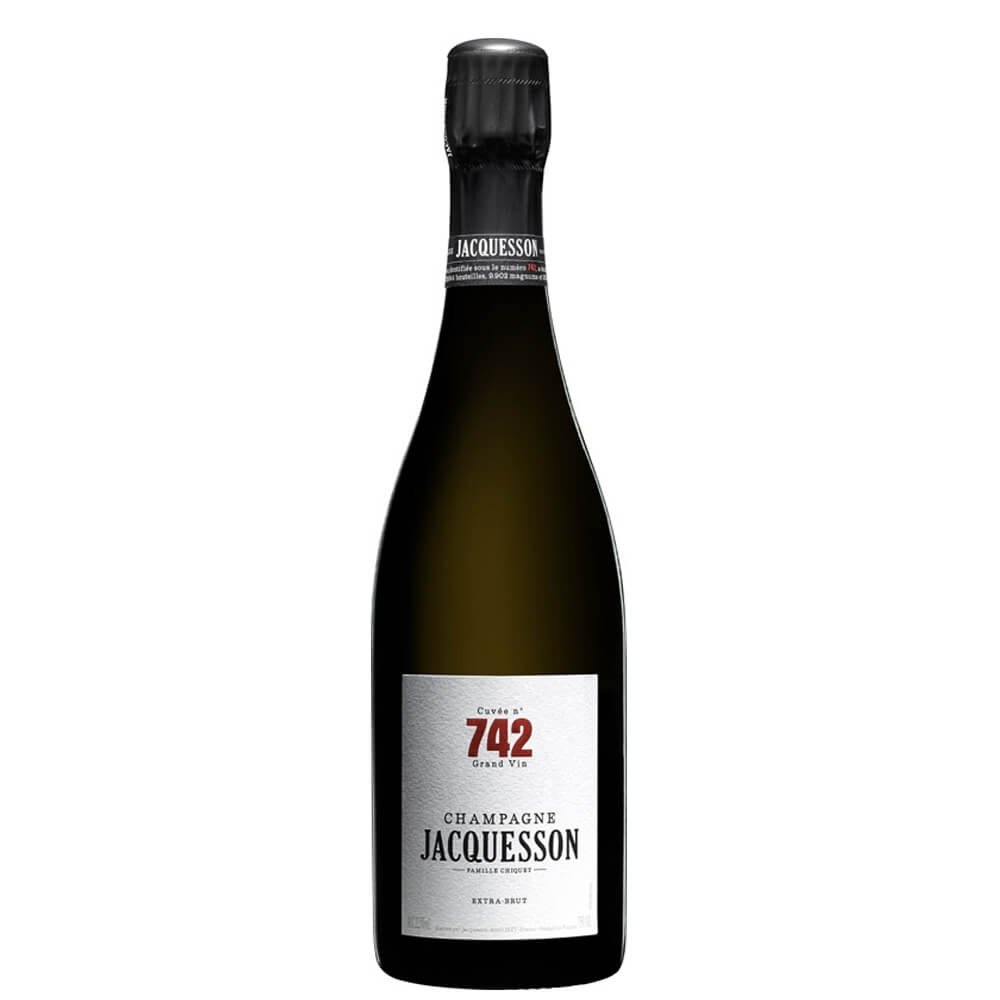 "Champagne, Jacquesson ""Cuvée 742"" Extra Brut"