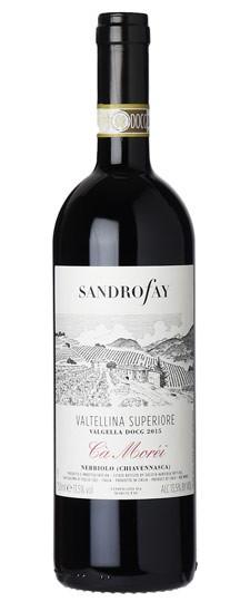 "Valtellina Superiore, Sandro Fay ""Cà Morei"""