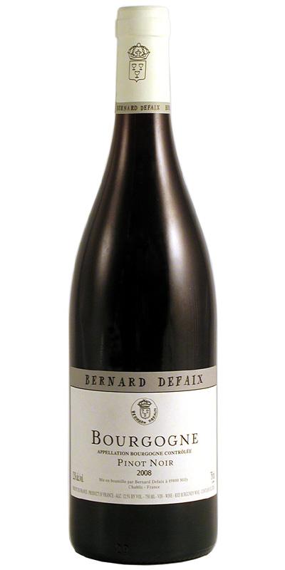 Pinot Noir, Bernard Defaix